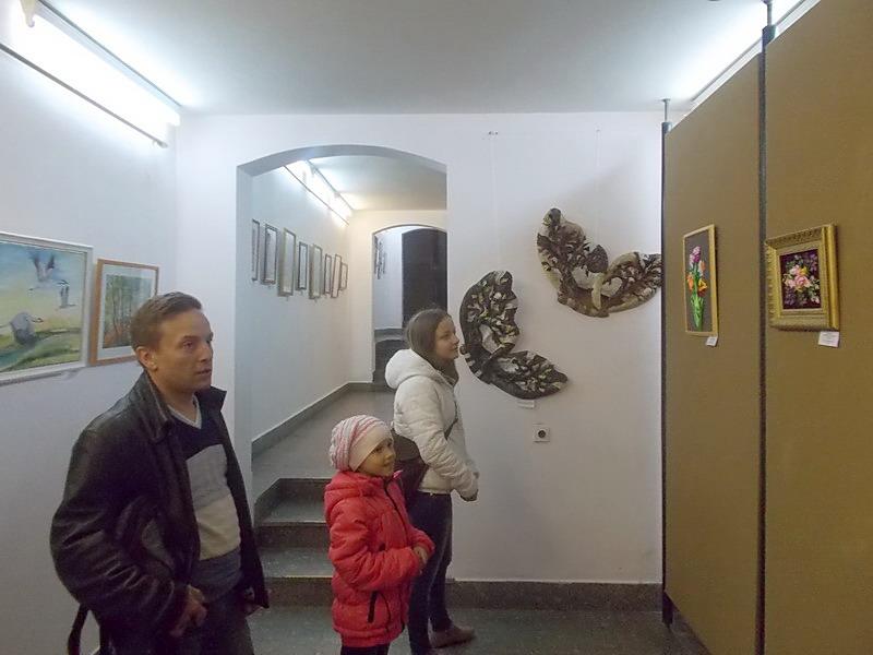 На сямі вятрах Клуб Прырода і фантазія ў Доме-музеі А.Міцкевіча 2014