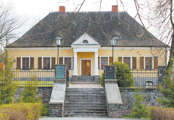 Дом-музей Адама Міцкевіча 2014