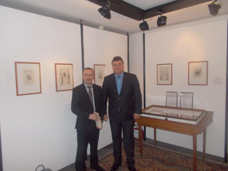 Навагрудак - Музей Адама Міцкевіча 2015 -