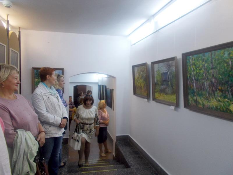 Навагрудак - Музей Адама Міцкевіча 2015 - Грышук Лявон