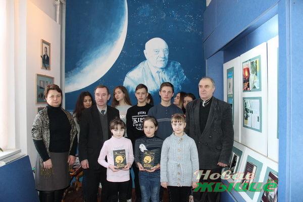 Музей Адама Міцкевіча 2018 Мікалай Гайба